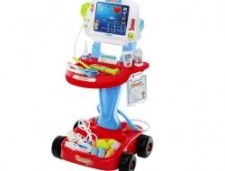 Lekársky vozík pre malého lekára