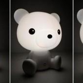 Nočná lampička Medvedík