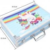 Maliarska a kresliaca sada v kufríku 145 dielov