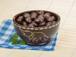 Mandle v mliečnej čokoláde 500g