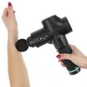 Masážna pištoľ s LCD