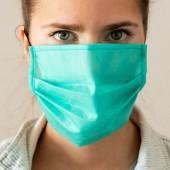Chirurgická maska - rúško proti vírusu 5 alebo 10ks