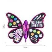 Detská kozmetická sada motýľ