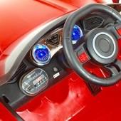 NEON s 2.4G DO, EVA kolesami, USB digi player, LED efekty, vypínateľnou kývajúcou zadnou nápravou, 12V