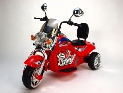 Elektrická motorka Chopper HL 500