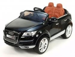 Audi Q7 s diaľkovým ovládaním