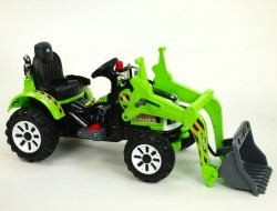 Traktor Kingdom s ovládateľnou nakladacou lyžicou