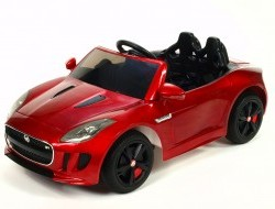 Elektrické autíčko Jaguar F type/R s diaľkovým ovládaním