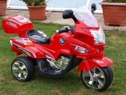 Veľká elektrická motorka NEW Viper