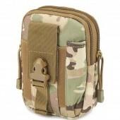 Vojenská taška na opasok