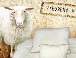 Kašmírový ovčí set s aloe vera (deka + 2x vankúš)