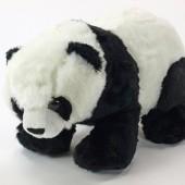 Stojaca plyšová panda, dĺžka 58 cm