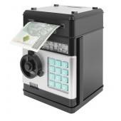 Pokladnička- sejf / elektronický bankomat