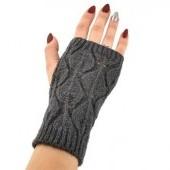 Zimné dotykové rukavice 2v1