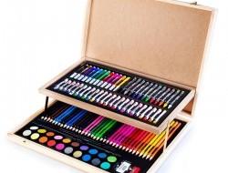Kreatívna výtvarná sada v kufríku 108 ks