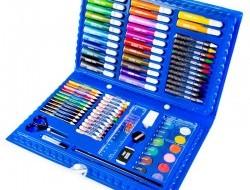Kreatívna výtvarná sada v kufríku 86 ks
