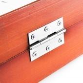 Kreatívna výtvarná sada v drevenom kufríku 168 ks
