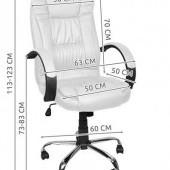 Designové kancelárske kreslo