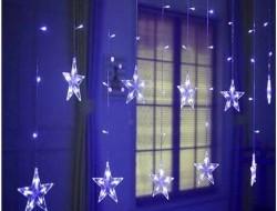 Vianočná svetelná reťaz 108LED