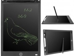Digitálna LCD tabuľka 12