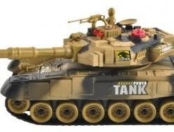 Tank na diaľkové ovládanie 2 ks 1:14