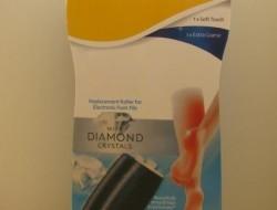 2 x náhradné diamantové hlavice