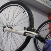 Nástenný držiak na bicykel