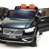 Volvo XC 90 s 2,4G DO, klíčky, eva kolesami, pružením, otváracími dverami, čalúnenou sedačkou, bluetooth, FM, USB, lakované