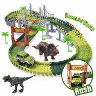 Dinosauria autodráha - Jurský park