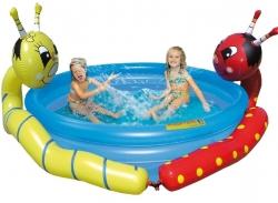 Detský bazén s fontánou
