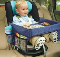 Detský hrací stolček do auta