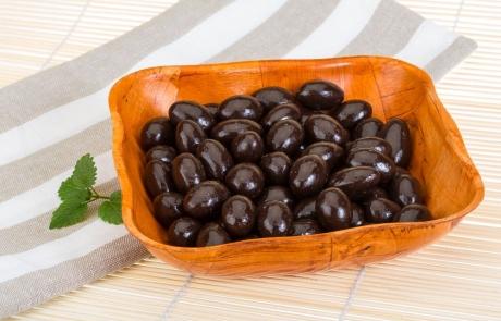 Mandle v horkej čokoláde 500g