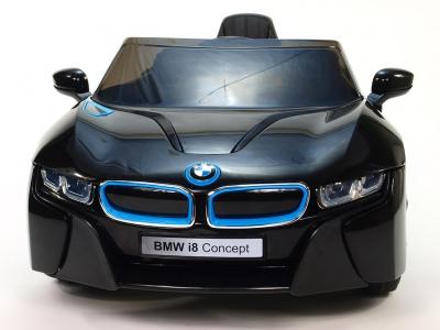BMW I8 Concept s diaľkovým ovládaním, 12V, absolútna špička koncernu BMW, čierne