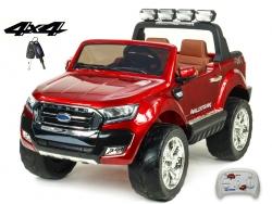 Dvojmiestny Ford Ranger Wildtrak 4x4 náhon všetkých EVA kolies, 2,4G DO, bluetooth, FM, USB, TF, otváracími dverami, kapotou, čelom, 2xbatérie