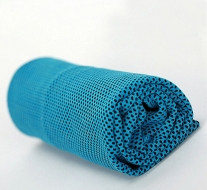 Chladiaci uterák - perfektné osvieženie v horúcich letných dňoch