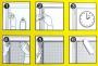 Sieťka do okna  PROTI HMYZU 130 cm x150 cm