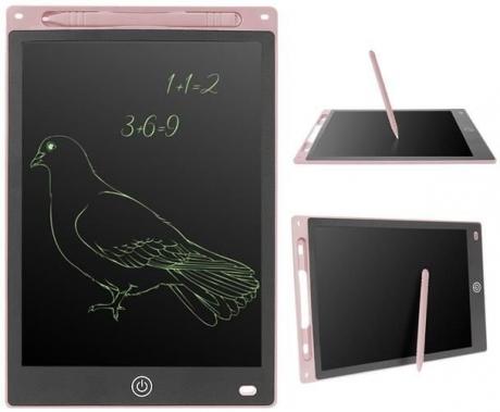 Digitálna LCD tabuľka 10