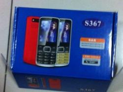 Duálny mobilný telefón