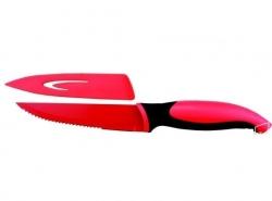 Steakový oceľový nôž s dĺžkou čepele 13 cm