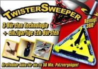 Twister Sweeper swivel- bezdrôtový vysávač