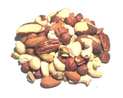 Zmes orechov 1kg