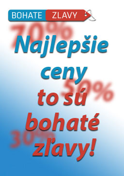 Bohate zlavy